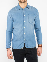 SAMSØE & SAMSØE / Henry joakim jeans shirt indigo
