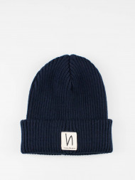 Nudie Jeans co / Nilsson beanie navy