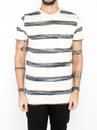 REVOLUTION / Slub t-shirt off-white