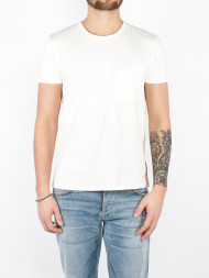 SELECTED HOMME / Anders t-shirt off-white
