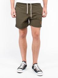 NIKE / Block swim shorts olive