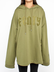 PUMA / Graphic hoody olive branch