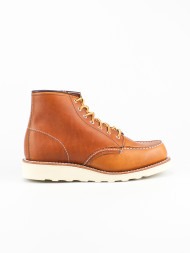 RED WING SHOES / Wmns 6 inch moc original boots camel