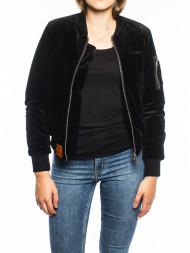 ORIGINAL BOMBERS  / Bear bomber jacket black