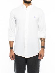 Polo Ralph Lauren / Polo classic ls shirt white