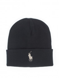 Polo Ralph Lauren / Polo fold over hat black
