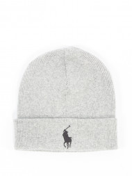 Barts / Polo fold over hat grey