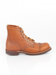 RED WING SHOES / Iron ranger boots original