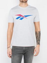 Reebok CLASSIC / LF 90's print shirt light grey