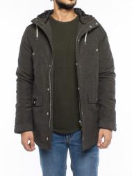 elvine / Heavy jacket black