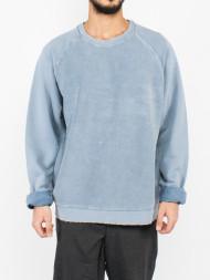 ROCKAMORA / Keno sweatshirt ice blue