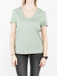 ROCKAMORA / Maud t-shirt dusty green