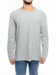ROCKAMORA / Ned pullover grey