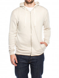 NIKE / Oberon zip hoodie beige