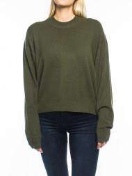 ROCKAMORA / Fine pullover olive