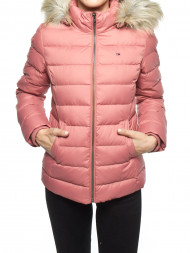 / Basic down jacket rose