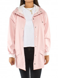 RAINS / Rain jacket rose