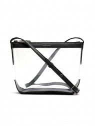 ROCKAMORA / Sam bag clear black