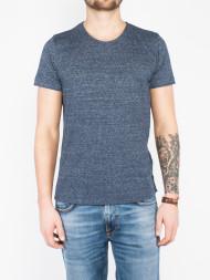 SAMSØE & SAMSØE / Furmanov t-shirt dark sapphire