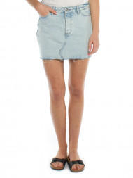SECOND FEMALE / Kerry denim skirt ice blue