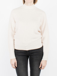 mbym / Staley cashmere pullover pink tint