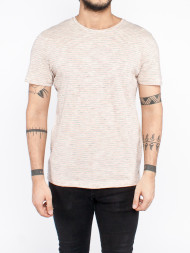 SELECTED HOMME / SHhcamp t-shirt seedpearl haute red