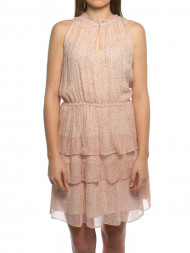 / Astrid layer dress cameo rose
