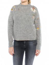 adidas / Izu knit pullover grey mel