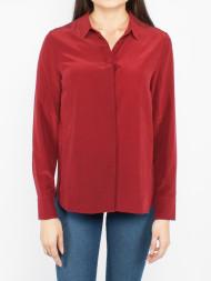 VILA / Murphy shirt deep red