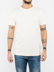 SELECTED HOMME / SHhben overdye t-shirt papyrus