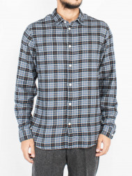 OUR LEGACY / SHhtwolasse shirt brindle check