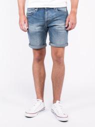 SELECTED HOMME / SHnalex denim shorts light blue