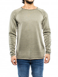 SELECTED HOMME / SHnclashacid pullover dusty olive