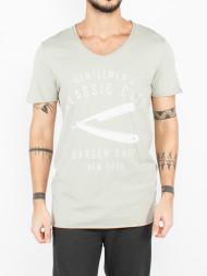 SELECTED HOMME / SHxsaloon t-shirt dusty green