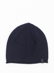 SELECTED HOMME / SHdmerino beanie navy blazer