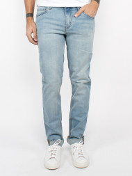 CHEAP MONDAY / Tight jeans stone wash blue