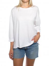 American Vintage / Rosalie longsleeve 200 white