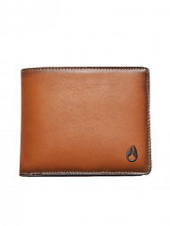 Nudie Jeans co / Satellite wallet big bill tan
