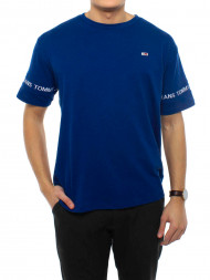 TOMMY HILFIGER / Arm band tee limo