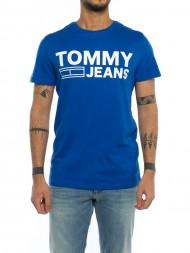 carhartt WIP / Basic print shirt blue
