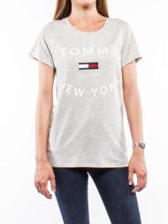 TOMMY HILFIGER / New york shirt grey