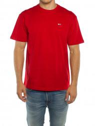 SAMSØE & SAMSØE / Classic logo t-shirt red