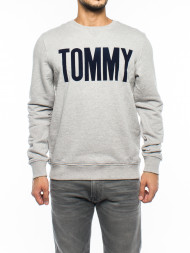 Champion / Tommy basic pullover grey