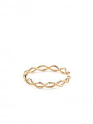 Pernille Corydon / Entangled ring -250 gold