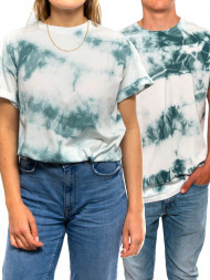 ROCKAMORA / 002 Unisex t-shirt batik arctic