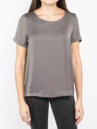 VILA / Vimelli shirt granit grey