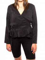 mbym / Limon ls blouse black