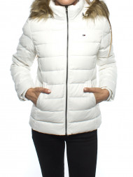 TOMMY HILFIGER / Basic down jacket snow white