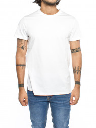 SELECTED HOMME / Max logo t-shirt white
