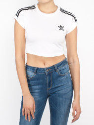 adidas / Cropped top white